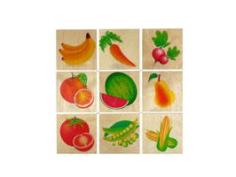 Memo Obst + Gemüse