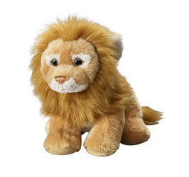 Löwe sitzend 25cm