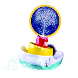 Splash`N Play Spraying Tugboat