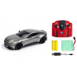 Aston Martin Vantage 1:24 grau RTR