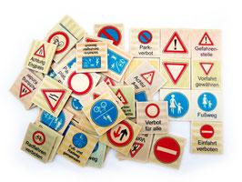 Memo Verkehrszeichen