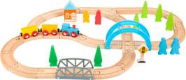 Holzeisenbahn Große Reise