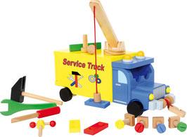 LKW Service Truck