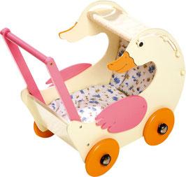Puppenwagen Gerda Gans