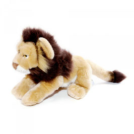 Löwe liegend 36cm