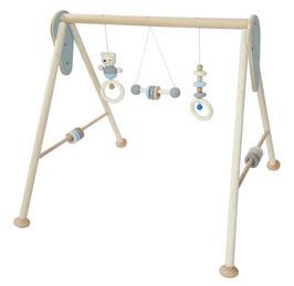 Babyspielgerät nature blue