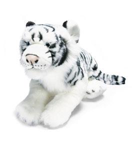 Sibirischer Tiger liegend 46cm
