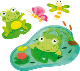 Dekosticker Frosch