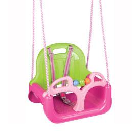 Samba Swing rosa/grün 3in1