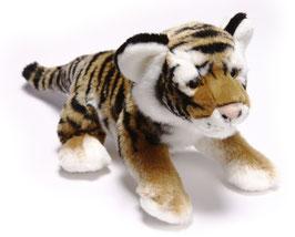 Tiger liegend 36cm