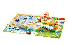 Set Eisenbahn Autodrom