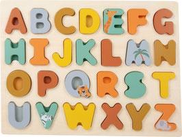 Setzpuzzle ABC Safari