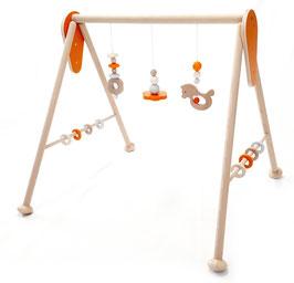Babyspielgerät Pferd, nature orange