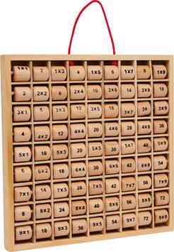 Multiplizier-Tabelle Kleines 1x1
