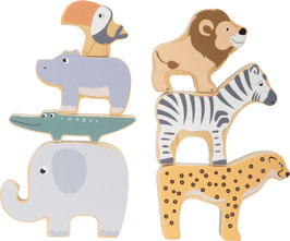 Stapeltiere Safari