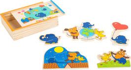 Die Maus Puzzle-Box