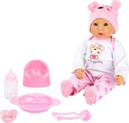 Babypuppe Marie mit Zubehör