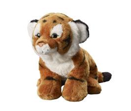 Tiger braun sitzend 25cm