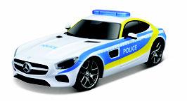 R/C Mercedes AMG GT Polizei 1:24 RTR