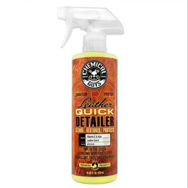 Chemical Guys Leather Quick Detailer