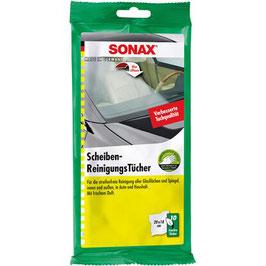 Sonax Scheibenreinigungstücher à 10Stk.