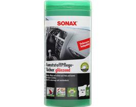Sonax Kunststoffreinigungstücher Box à 25Stk.
