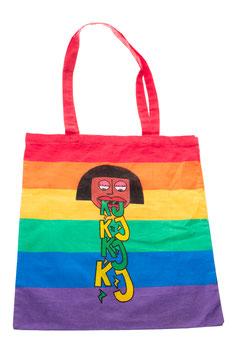 Custom Tote Bag - Miss Kilojoule