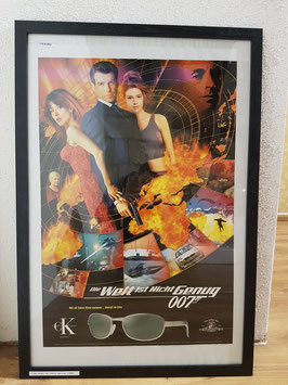 James Bond Filmposter