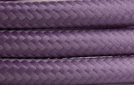 """Textilkabel """"Violett (hell)"""""""