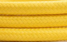 "Textilkabel ""Gelb"""