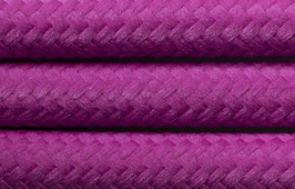 """Textilkabel """"Beere"""""""