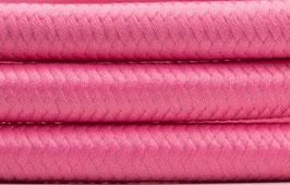 "Textilkabel ""Pink / Fuchsia"""
