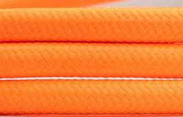 """Textilkabel """"Neon Orange"""""""