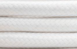 """Textilkabel """"Weiß"""""""