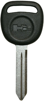 Hummer H2 Schlüsselrohling