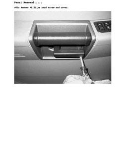 Hummer H2 Spiegel Demontage