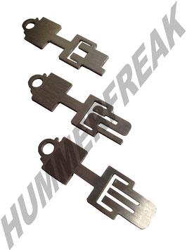 Hummerfreak Schlüsselanhänger