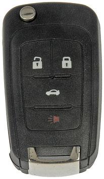 Chevrolet Camaro Schlüssel 4-Tasten