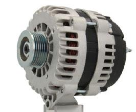 Hummer H2 Lichtmaschine