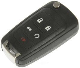 Chevrolet Camaro Schlüssel 5-Tasten