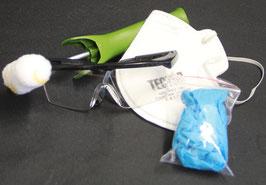 Persönliche Schutzausrüstung (derzeit nur im Set verfügbar)