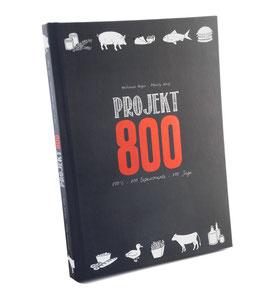 Kochbuch Projekt 800