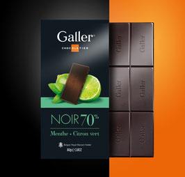 Noir Menthe-Citron Vert