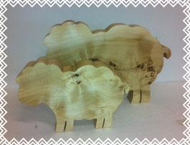 Massivholz Schaf