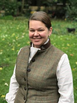 Tweed Weste ABBY -ein paar Größen sind am Lager-