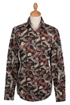 BROWNIE PAISLEY Bluse