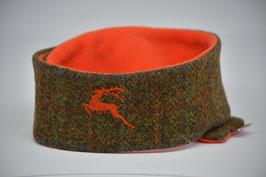 Hubertas Stirnband aus Harris Tweed