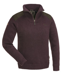 PINEWOOD® HURRICANE DAMEN STRICK PULLOVER