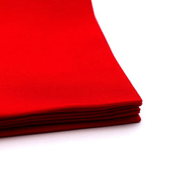 赤帛紗 (正絹)
