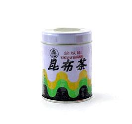 錦城印 昆布茶 70g入